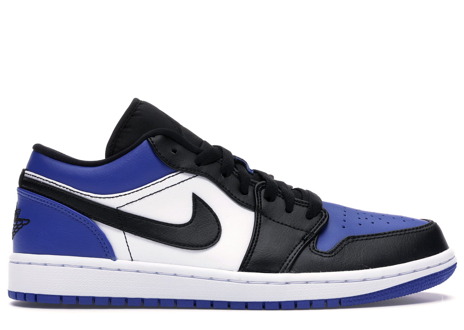 air jordan 1 low bleu