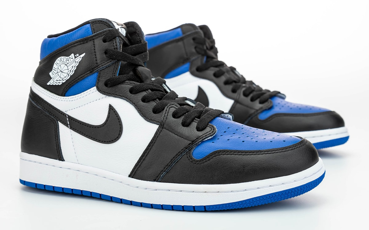 air jordan one bleu